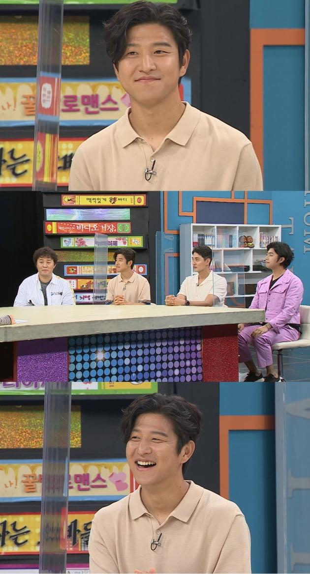 '비디오스타' 박주호/ 사진=MBC에브리원 제공