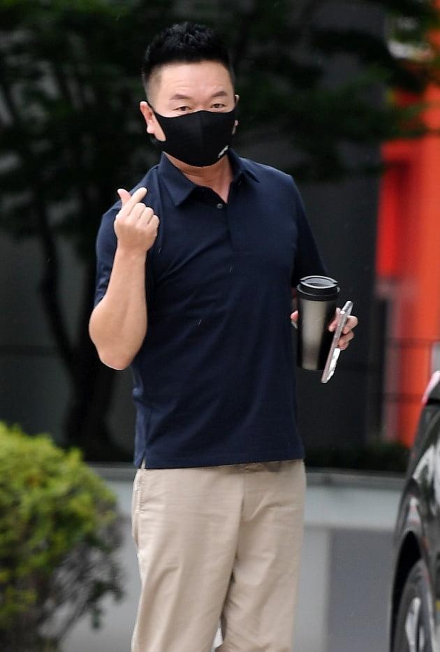 [TEN 포토] 김태균 '환경을 사랑하는 멋쟁이'