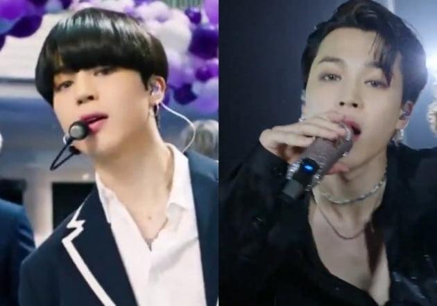 美투나잇쇼 원픽' 방탄소년단 지민, JiminFallon→Baby J→Chimmy 까지 장악한  '짐메리카' 매력