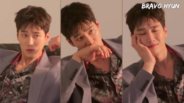 사진=안보현 유튜브 채널 '브라보현' 영상 캡처