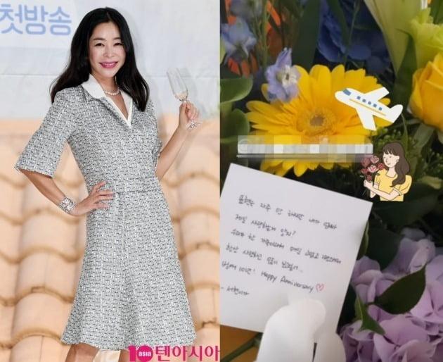 사진=텐아시아 DB, 이혜영 인스타그램