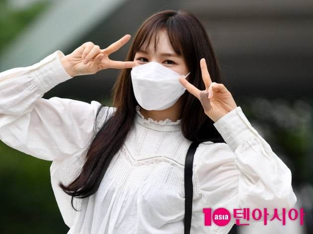 [TEN 포토] 레드벨벳 웬디 '포즈부자의 여유'
