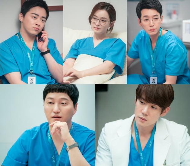 '슬기로운의사생활 시즌2' 99즈/ 사진=tvN 제공