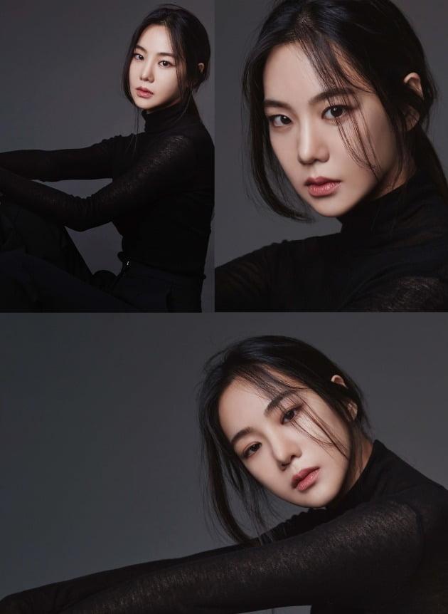 배우 한지은./사진제공=시크릿이엔티