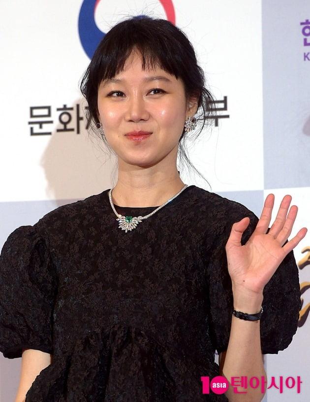 배우 공효진. /텐아시아DB