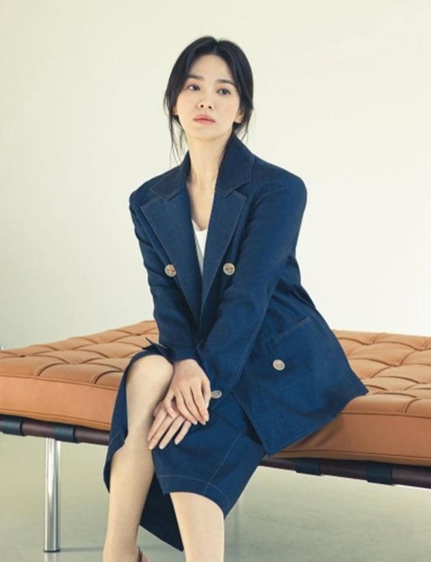 돌아온 송혜교, 40살 넘기고 점점 더 예뻐져 [TEN★]