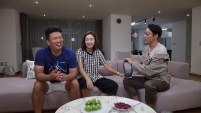 """박준형♥김지혜, 90평 한강뷰 아파트의 비밀…""""여보 몰랐어?"""" ('연중 라이브')"""