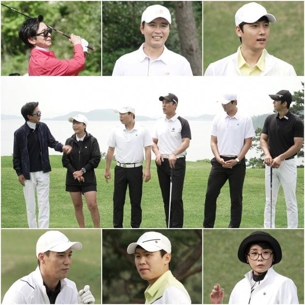 사진 제공=TV CHOSUN '골프왕'