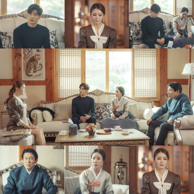"""성훈 외도 용서한 이가령, 시댁서 폭탄발언…""""비밀 밝혀진다"""" ('결사곡2')"""