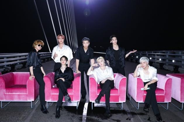그룹 방탄소년단/ 사진=빅히트엔터테인먼트 제공