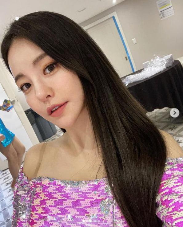 """브레이브걸스 유정,생애 첫 팬미팅...""""피어레스 덕분에 성공적 다음엔 얼굴 꼭 보자""""[TEN★]"""