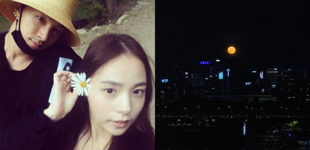 태양♥민효린, 럭셔리 집에서 보는 보름달 뷰 맛집 [TEN★]