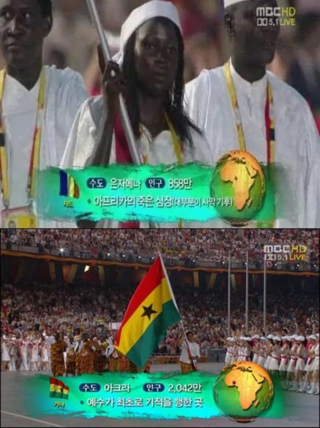 사진=MBC '베이징 올림픽' 방송 화면.