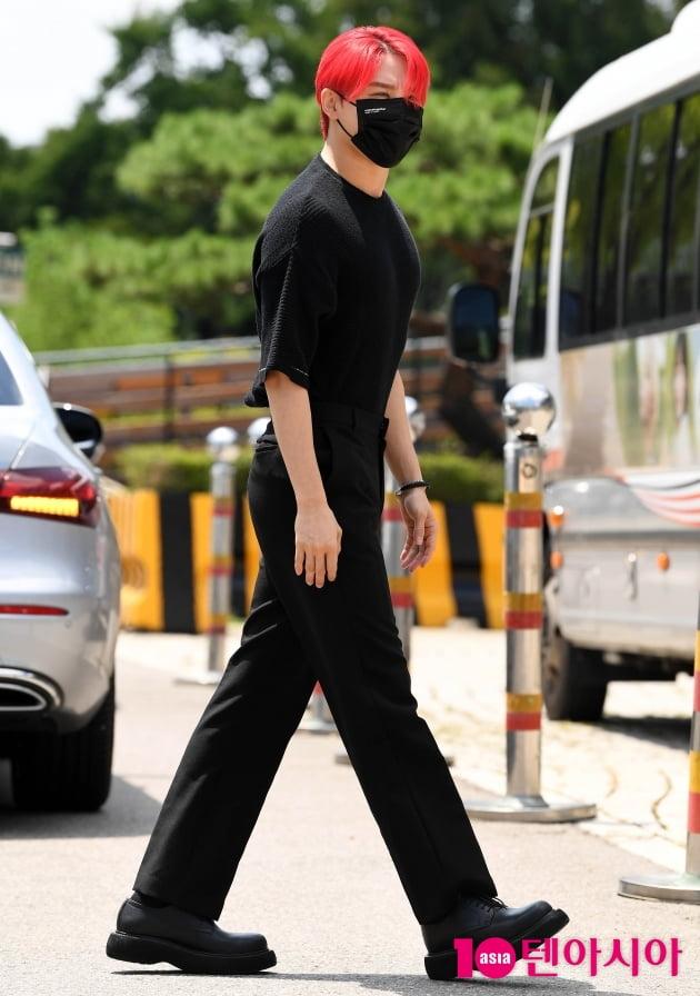 [TEN 포토] 김준수 '시크한 블랙'