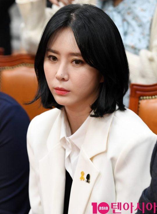 배우 윤지오/ 사진=텐아시아DB
