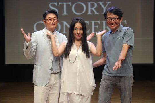 김현철(왼쪽부터), 한영애, 김창기 / 사진제공=사운드 프로젝트