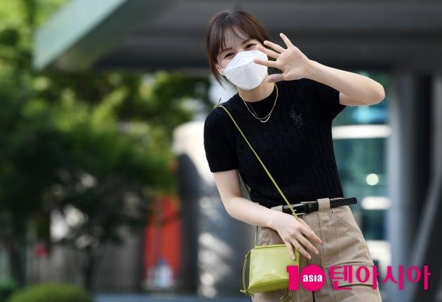 [TEN 포토] 레드벨벳 웬디 '청순 그 자체'