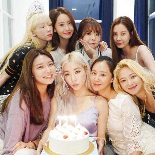 그룹 소녀시대/ 사진=인스타그램