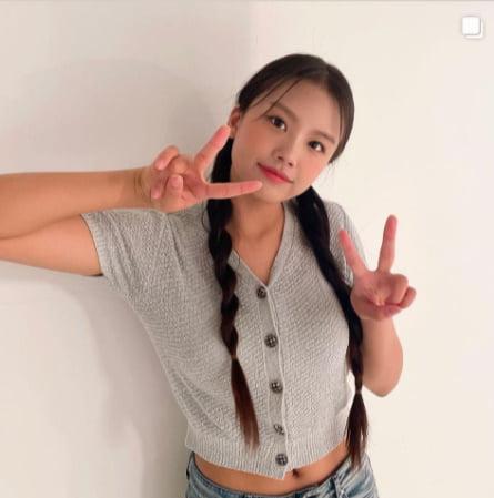 이동국 딸 재시, 청량미 넘쳐는 포즈...15살 165cm[TEN★]