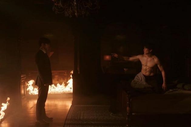 '이보영♥' 지성, 불길 속 성난근육과 맞닥드린 악마판사[TEN★]