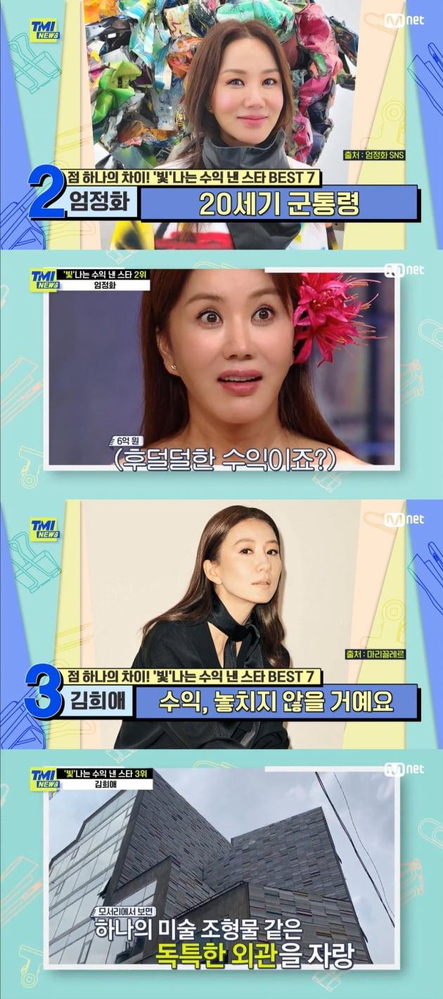 TMI 뉴스/ 사진=Mnet 캡처
