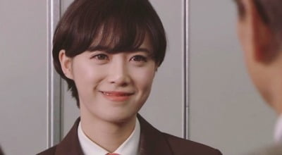 """[전문]구혜선, 숏컷 페미 논란에 """"난 남성을 사랑하는 여성"""""""