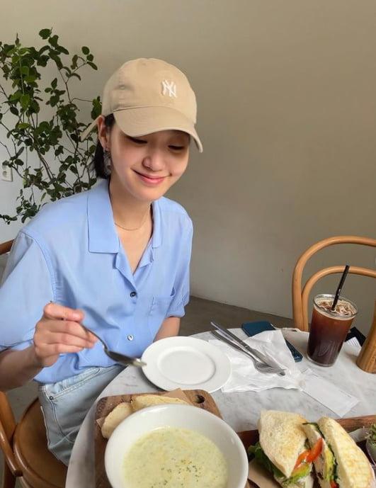 김고은 /사진 = 김고은 인스타그램