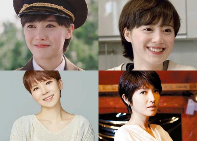 배우 구혜선(왼쪽 위부터 반시계방향)와 작가  곽정은, 방송인 김경란/ 사진=인스타그램