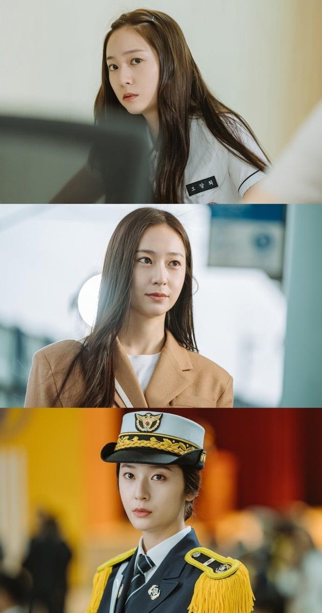'경찰수업' 정수정 / 사진제공=로고스 필름