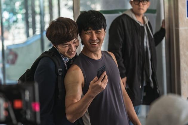 영화 '싱크홀' 스틸 / 사진제공=쇼박스