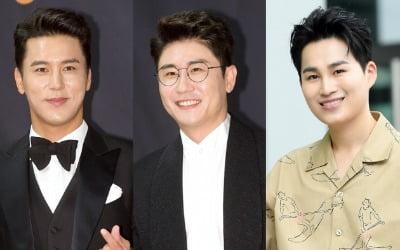 '코로나 확진' 장민호·영탁·김희재, 격리 해제