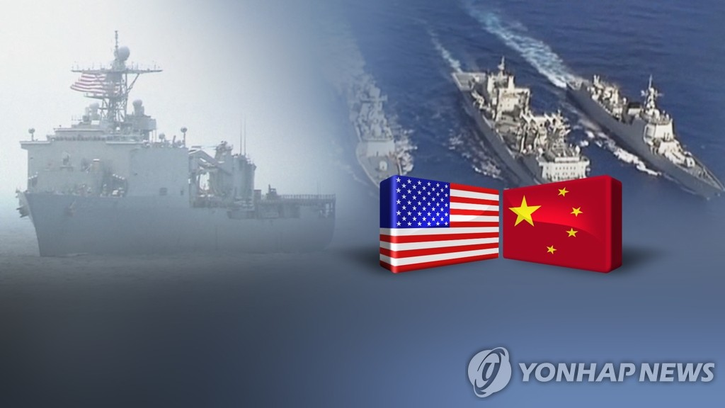 """""""'육해공 열세' 중국군, 지상발사형 탄도미사일은 미군 압도"""""""