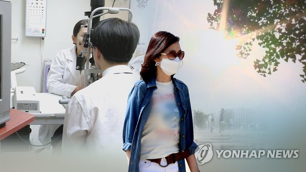 """강한 자외선, 백내장 유발·악화…""""야외활동 시 선글라스 착용"""""""