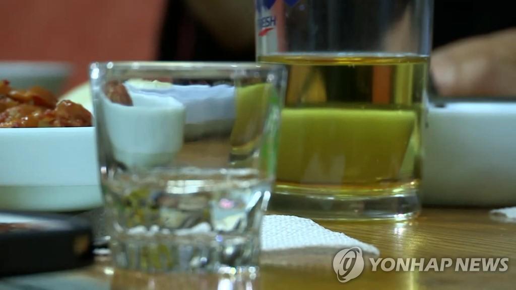 '소주 한 잔' 가벼운 음주도 암 사망 위험 증가