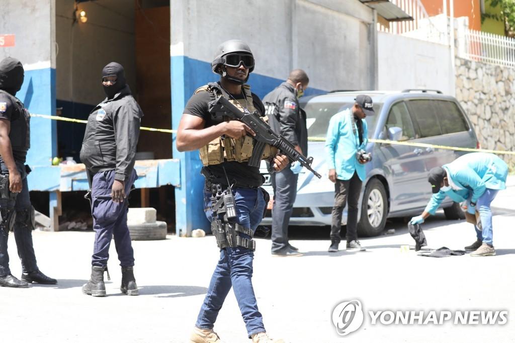 혼돈의 아이티, 대통령 암살에 더욱 안갯속…권력 공백 우려(종합)