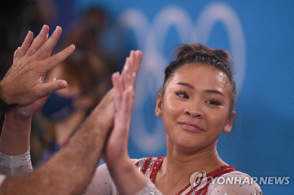 -올림픽- 체조 이윤서, 개인종합서 역대 한국 최고 순위 타이 21위