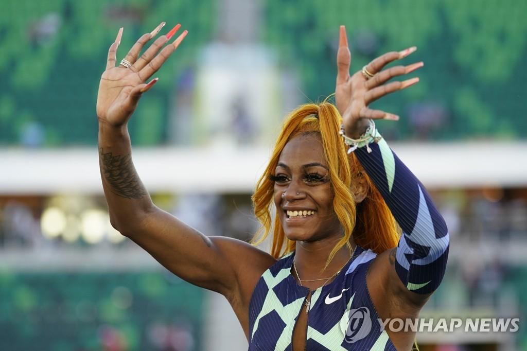 '육상 신성' 리처드슨, 도쿄올림픽 출전 불발…마리화나가 발목