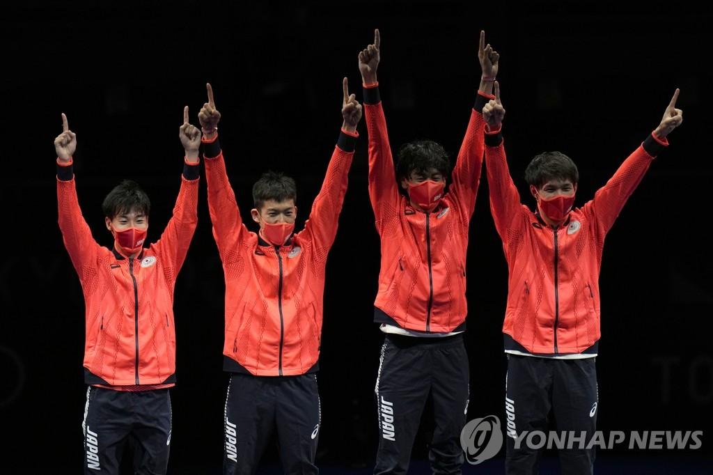 [올림픽] 개최국 일본, 금메달 17개로 역대 최다 신기록 작성(종합)
