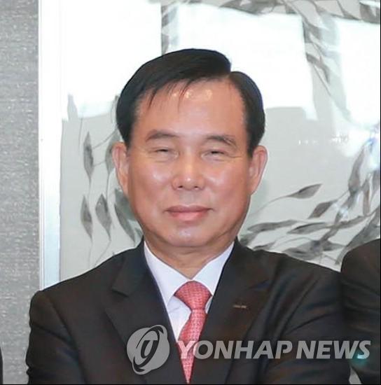 뇌물교부 혐의 허수영 前롯데케미칼 사장 집유 확정