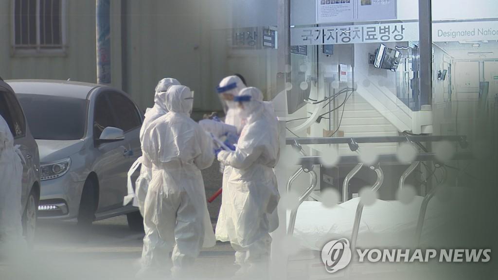 """강원 코로나19 경증환자 치료 병상 33개뿐…""""30개 더 마련 중"""""""