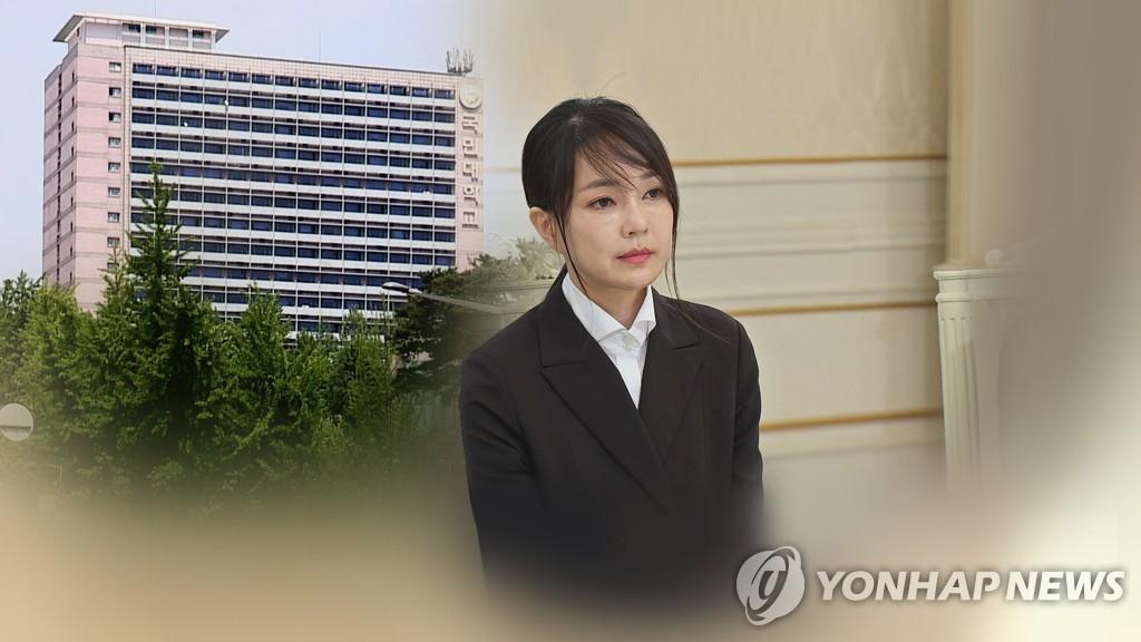 """김건희 """"모친 재판 증인에 1억 들고 찾아가…위증요구 아냐"""""""