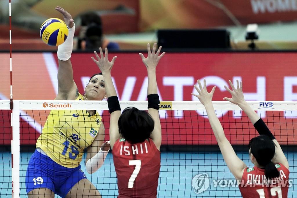[올림픽] 김연경, 25일 브라질 상대로 '올림픽 마지막 여정' 시작