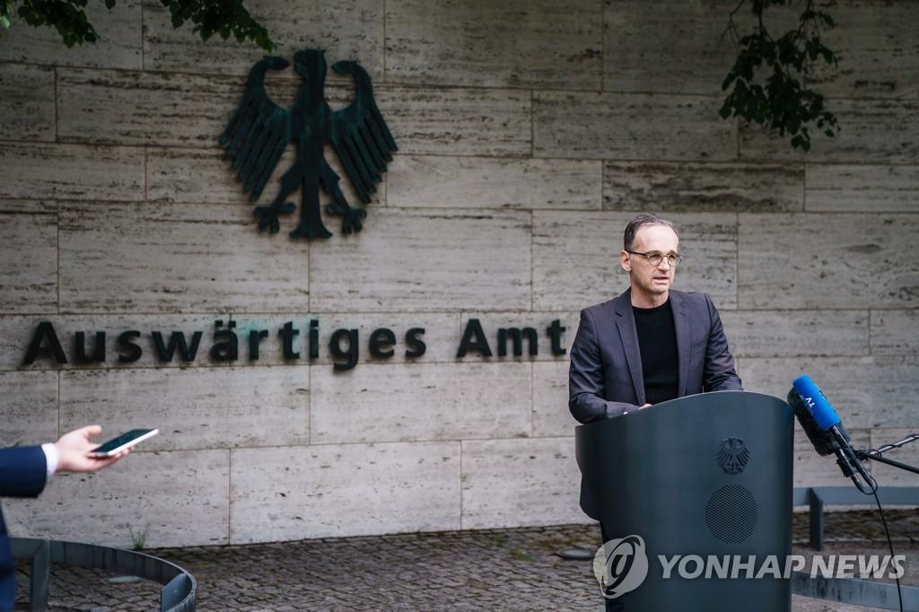 """독일, 남북 통신연락선 복원 환영…""""북한 핵협상 복귀해야"""""""