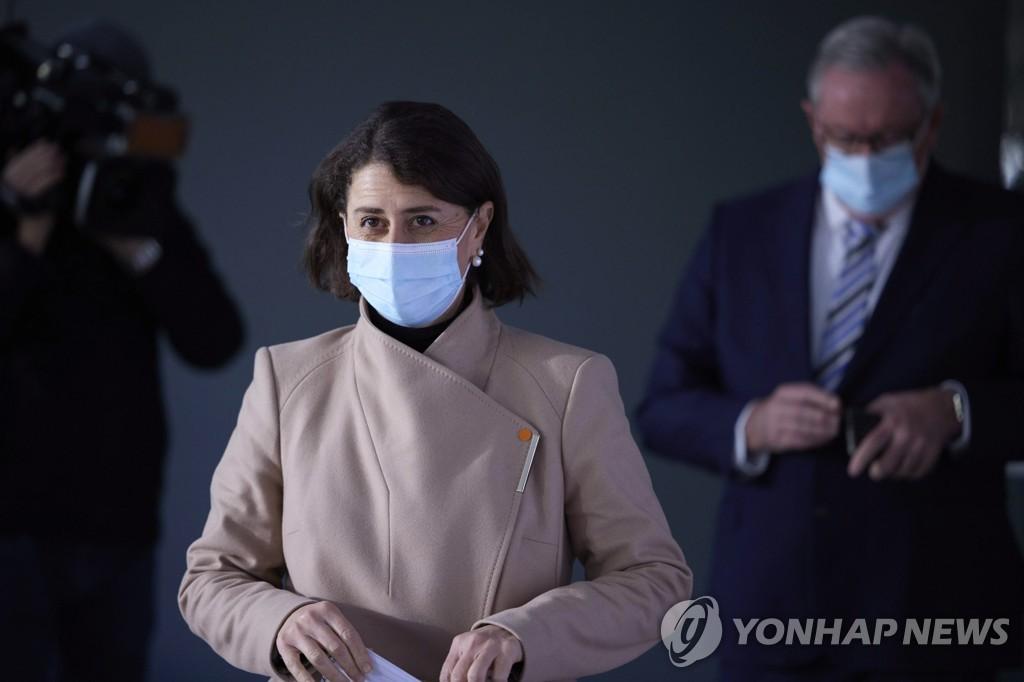 호주 NSW주 신규 확진 연일 최고치…봉쇄령 4주 연장