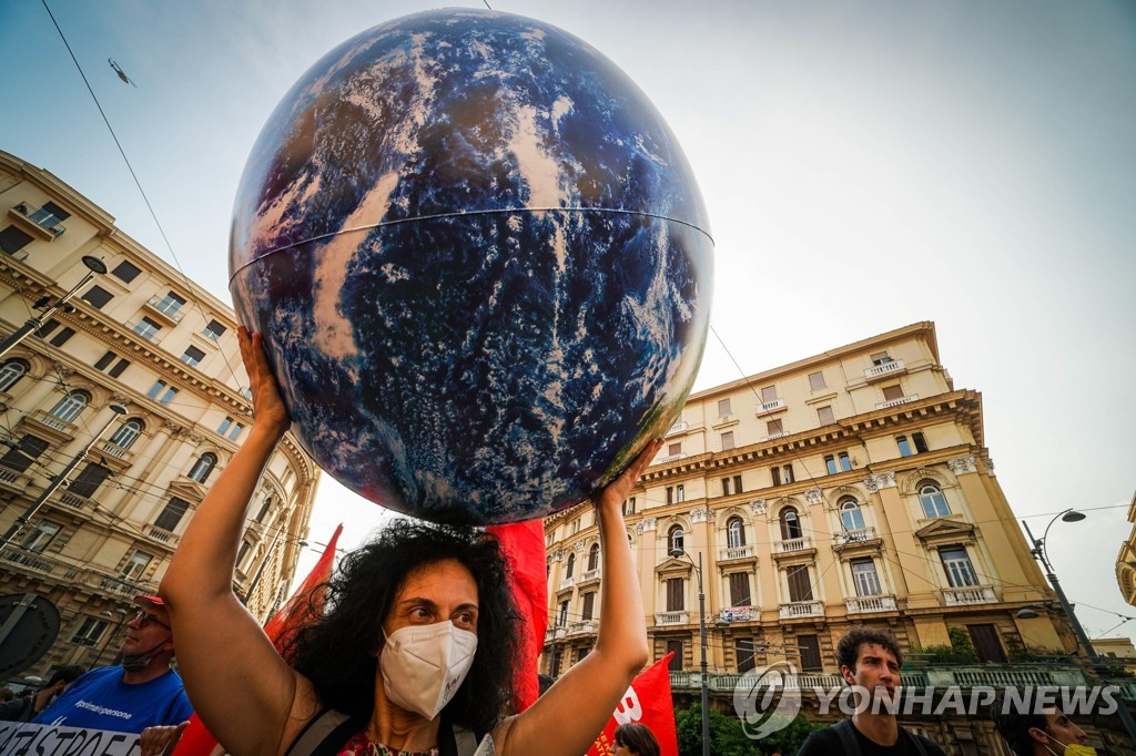 G20 환경장관들 '기후대응 누가 돈 내냐' 옥신각신