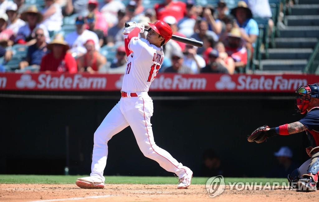 오타니, 시즌 32호포로 MLB 아시아 선수 홈런 신기록(종합)