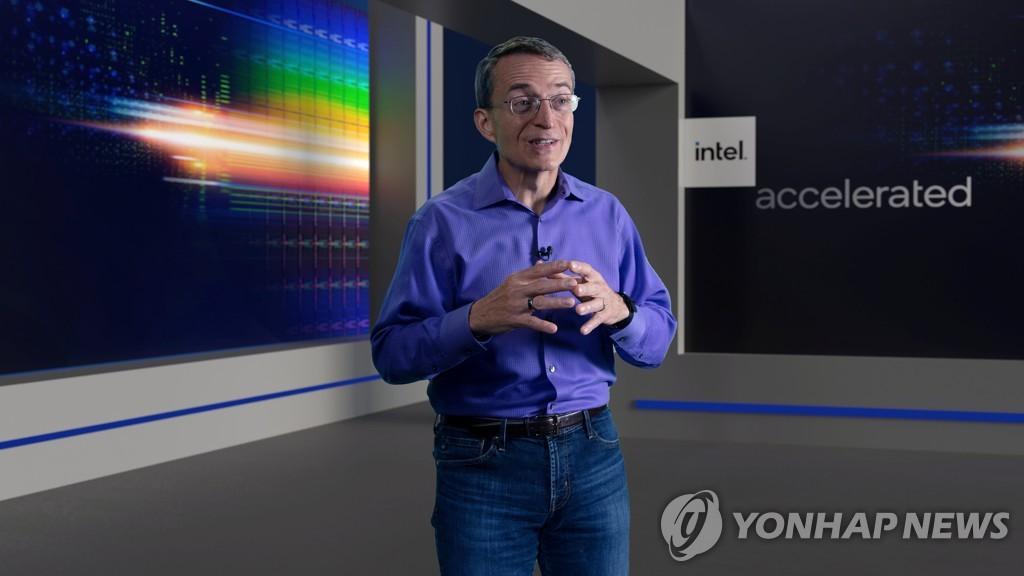 """""""2025년까지 TSMC·삼성 잡자""""…인텔, 퀄컴 칩 제조한다(종합)"""