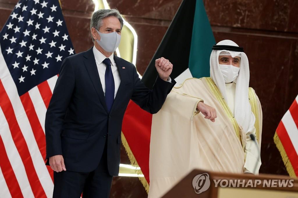 """블링컨 """"이란 핵협상 무한정 할수 없어""""…멀어지는 빠른 합의(종합)"""