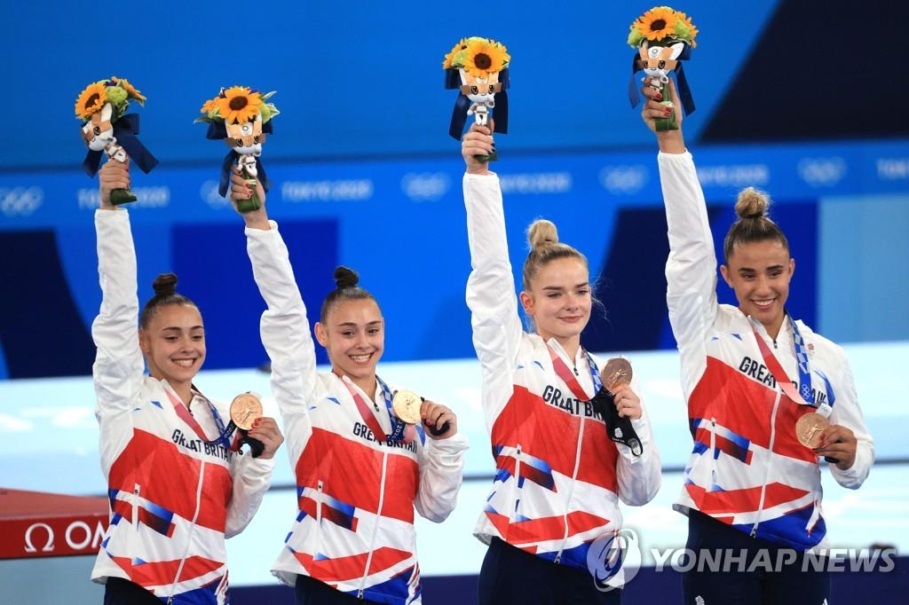[올림픽] 시상식 표정 분석해보니 '은메달보다 동메달이 더 행복'