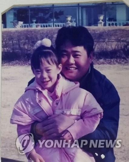 """[올림픽] '윤지수 아버지' 윤학길 """"아빠도 못 딴 메달…자랑스럽다""""(종합)"""